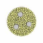 Cristallo Mozaiek pakket Waxinelichthouder Uni Geel PREMIUM