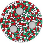 Waxinehouder mozaiekpakket
