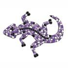 Cristallo Mozaiek pakket Gekko Wit-Paars-Violet