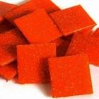 Cristallo Mozaieksteentjes 2 x 2 cm 75 stuks Rood