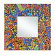 Spiegel Vierkant 35 x 35 cm Floriade