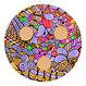 Waxinelichthouder 6-8 jaar Blossom