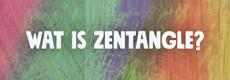 Zentangle-patronen kleuren