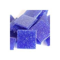 Cristallo Mozaieksteentjes 2 x 2 cm 75 stuks Donkerblauw