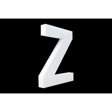 Cristallo Blanco letter Z