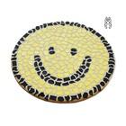 Cristallo Wandbord Smiley