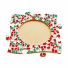 Cristallo Mozaiek pakket Fotolijst Cirkel Kerst