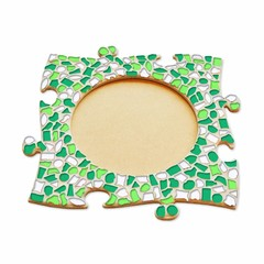 Cristallo Mozaiek pakket Fotolijst Cirkel Lente