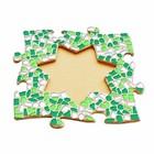 Cristallo Mozaiek pakket Fotolijst Ster Lente