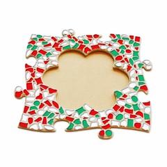 Cristallo Mozaiek pakket Fotolijst Bloem Kerst