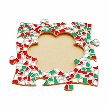 Cristallo Fotolijst Bloem Kerst