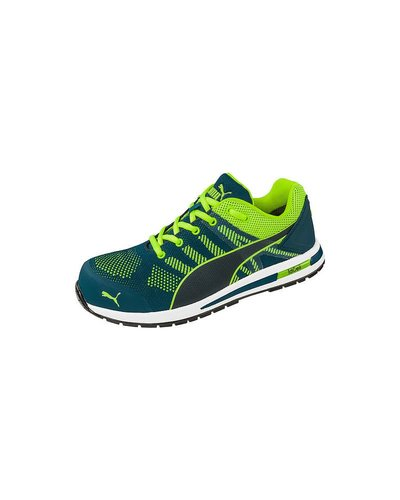 Puma Safety 64.317.0 Elevate Knit Green Low S1P HRO SRC