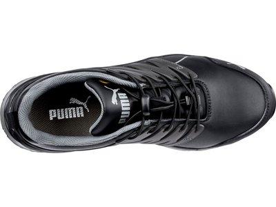 Puma Safety Velocity 2.0 lage zwarte werkschoenen met S3 ESD HRO SRC
