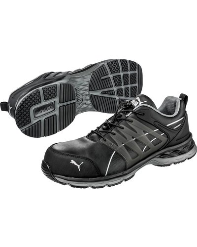 c10bef12 Puma S3 working shoes and safety shoes