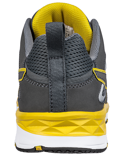 Puma Safety Pace 2.0 Yellow Low, S1P ESD HRO SRC