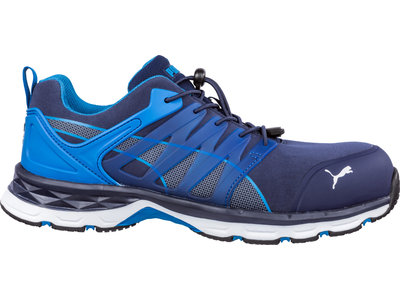 Puma Safety Velocity 2.0 Blue Low, S1P ESD HRO SRC