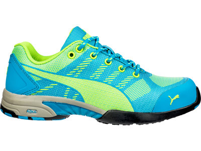 Puma Safety Dames Celerity Knit Blue WNS Low