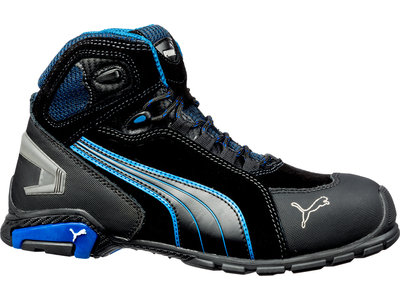 Puma Safety Rio Black Mid Model 63.225.0 S3 SRC