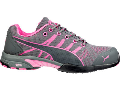 Puma Safety 64.291.0 Celerity Knit Pink WNS Low (dames)