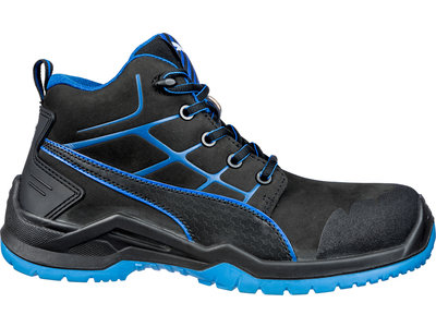 Puma Safety Krypton Blue Mid S3 SRC