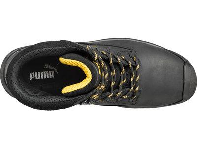 Puma Safety Model 63.041.1 Borneo Black Mid S3 HRO SRC