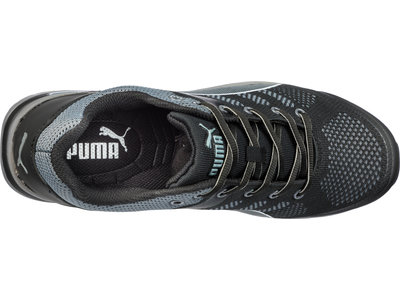Puma Safety 64.316.0 Elevate Knit Black Low S1P HRO SRC