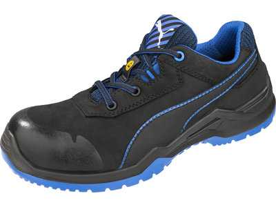 Puma Safety Argon Blue Low S3 ESD SRC