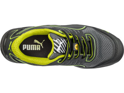 Puma Safety 64.410.0 Fuse TC Green Wns Low S1P SRC