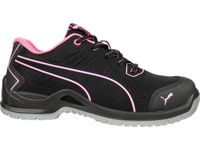 Puma Safety Fuse TC Pink Wns Low S1P SRC dames