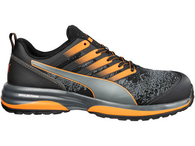 Puma Safety Charge Orange Low, S1P ESD HRO SRC
