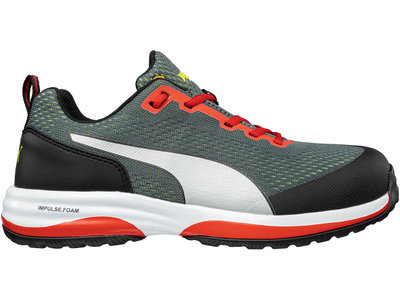 Puma Safety Motion Cloud Speed Green Low, S1P ESD HRO SRC