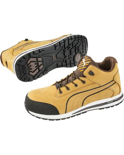 Puma Safety Dash Wheat Mid 63.318.0