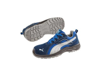Puma Safety 64.361.0 Omni Blue Low S1P SRC