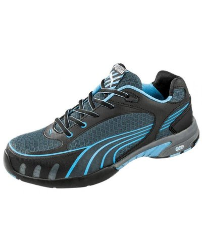 Puma Safety Model 64.282.0 Fuse Motion Blue Wns Low S1 HRO SRC