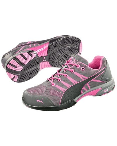 Puma Safety 64.291.0 Celerity Knit Pink WNS Low