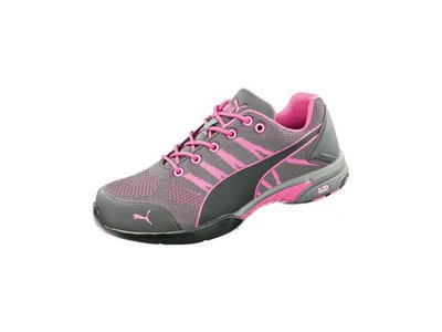 Puma Safety 64.291.0 Celerity Knit Pink WNS Low S1 HRO SRC