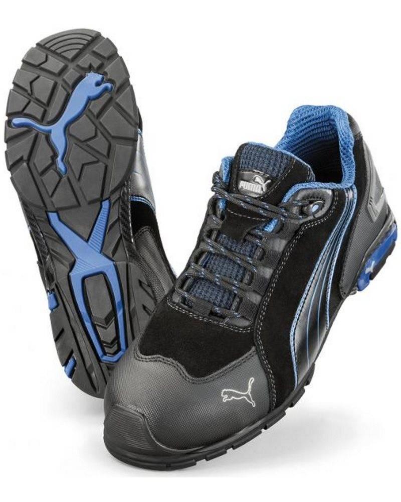 Werkschoenen S3 Puma.Rio Black 64 275