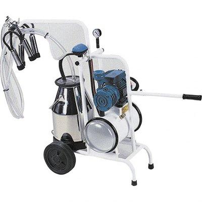 Mobile melkmachine