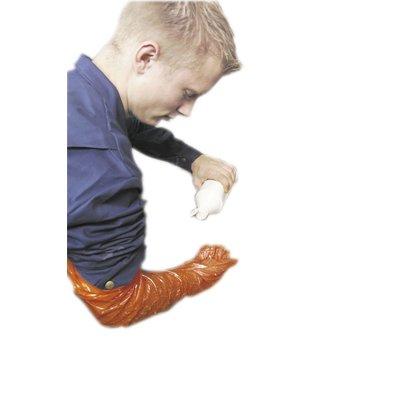 Opvoel handschoen