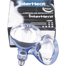 Interheat lamp wit 150W
