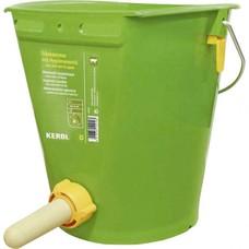 Kerbl Drinkemmer met hygiene ventiel