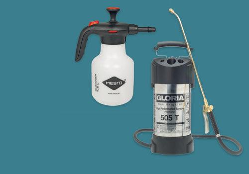 Sprayers en Accessoires