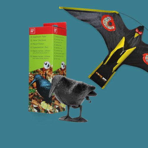 Vogel overlast bestrijden