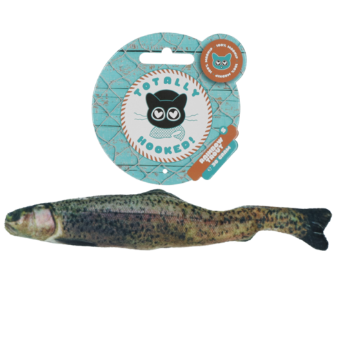 Totally Hooked! Totally Hooked Rainbow trout S 20cm