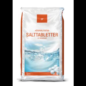 Salinity Zouttabletten voor waterontharding
