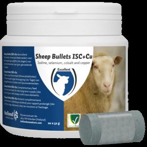 Sheep Bullet ISC + Cu voor Ooien
