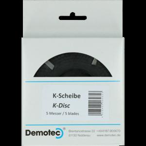 Slijpschijf Demotec K-Scheibe 100mm