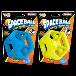 New Angle Space Ball Hexalon Fetch Toy