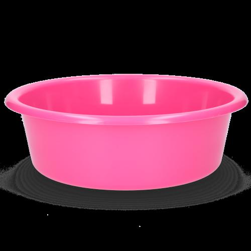 Voerbak 6 l roze (paard,kalf, schaap)