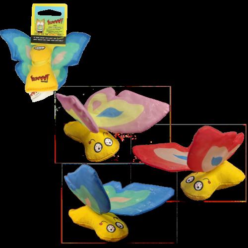 Yeowww! Yeowww Butterfly Paars